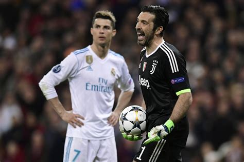 Buffon Urges Ronaldo To 'Get Pele' After Matching Puskas ...