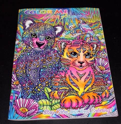 14 best lisa frank coloring books images on pinterest