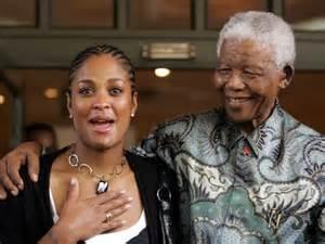 Muhammad Ali & Nelson Mandela