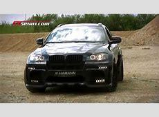 Тюнинг BMW X6 M E71 HAMANN TYCOON EVO M YouTube