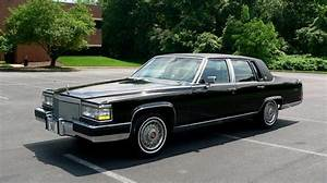 1842 Mile 1991 Cadillac Fleetwood