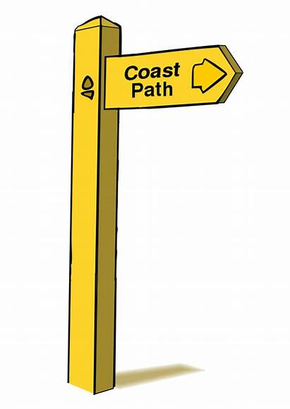 Clipart Sign Clip Wooden Signpost Poste Cartoon