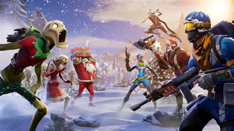 Fortnite Winter Season, Hd Games, 4k Wallpapers, Images, Backgrounds, Photos And Pictures