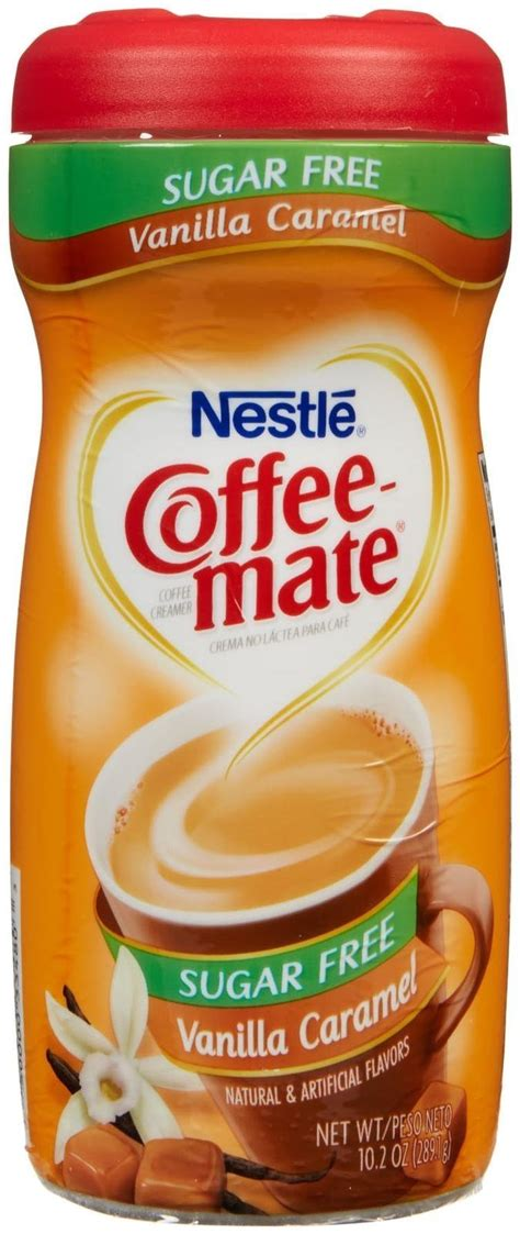 No cooking involved and in 5 minutes you can enjoy a creamy liqueur to sip at your leisure italian sweet crème sugar free transform the coffee you like into the coffee you love with coffee mate sugar free italian sweet crème coffee creamer. Nestle Coffee-Mate Coffee Creamer Sugar Free Creamy ...