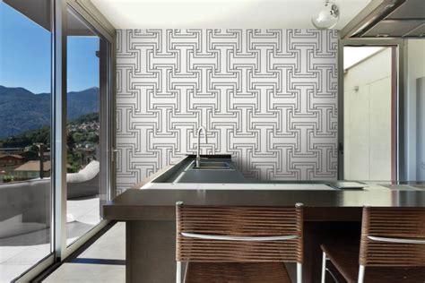 grey greek key tile pattern athena titanium  artaic