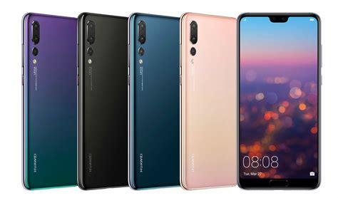Huawei presenta Huawei P20 y Huawei P20 Pro - TecnoLocura