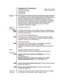 resume format mac free professional resume template for mac free resume templates