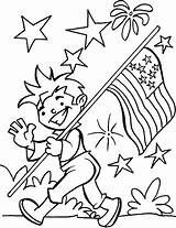 Coloring 4th July Fourth Printable Fireworks Parade Flag Sheets Boy Colouring Bestcoloringpages Kid Th Patriotic Ecoloringpage Happy Doodle Crafts sketch template
