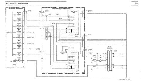 19 1 multiplex wiring diagram