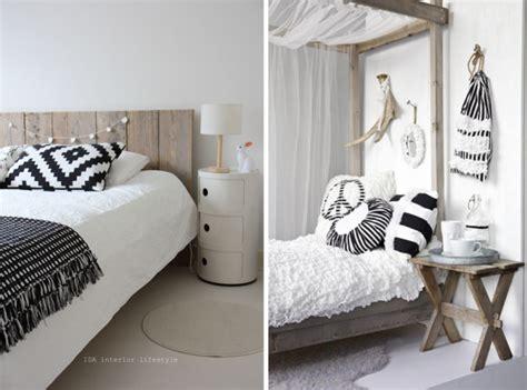 chambre style decoration chambre style nordique visuel 1