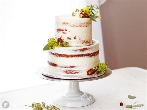 cake decorating hacks semi naked cake sweets feast