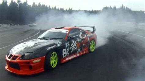 modded sports cars modified sports cars drift around corners at up to 140mph
