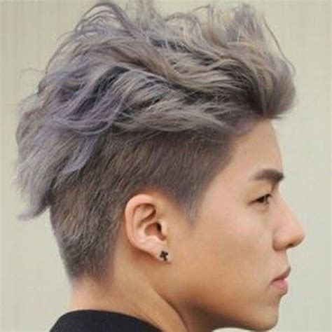 popular asian hairstyles  men