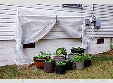 How to Build a FoldDown Greenhouse Bonnie Plants
