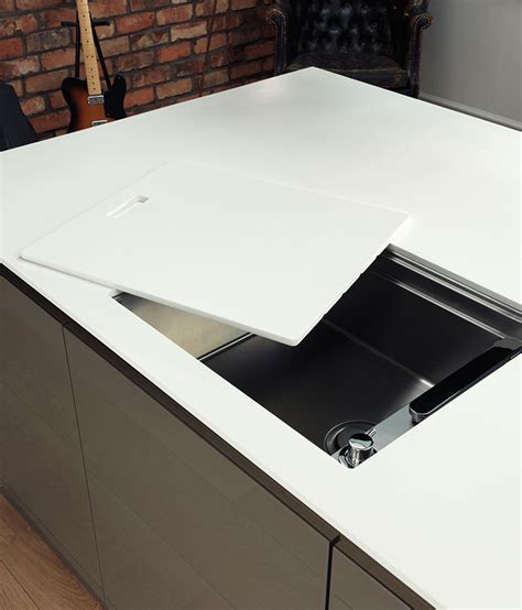hideaway kitchen sink show and hide sink innovations magnet 1635