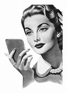 933 best Vintage Women (illustrated) images on Pinterest ...