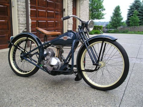 1948 Simplex Servi-cycle Motorcycle Perfectly Restored