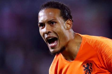 Liverpool handed Van Dijk injury return hope after ...
