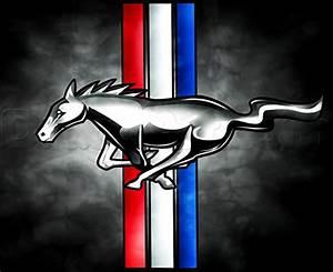 Mustang Logo Wallpaper   The Last Wallpapers