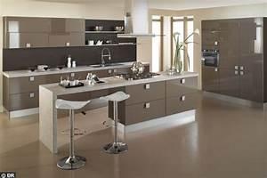 Quelles couleurs pour les murs de ma piece a vivre for Superior couleur taupe gris ou marron 3 cuisine