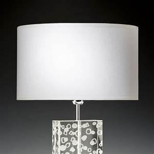 Lampenschirm Weiß Rund : lampenschirm wei rund 40 x 20 cm online shop direkt vom hersteller ~ Indierocktalk.com Haus und Dekorationen