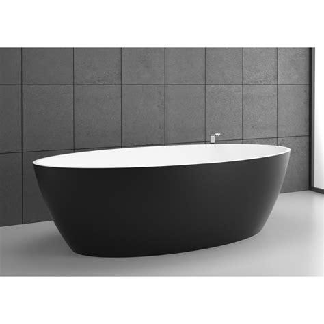 robinet de cuisine noir baignoire ilot solid surface space 155 noir graphite robinet and co baignoire