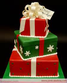 christmas cake decorating 12