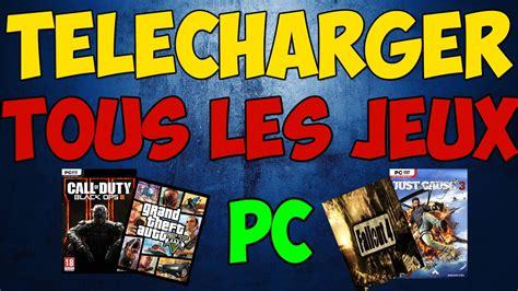 nouveaux jeux populaires pour pc telecharger gratuit