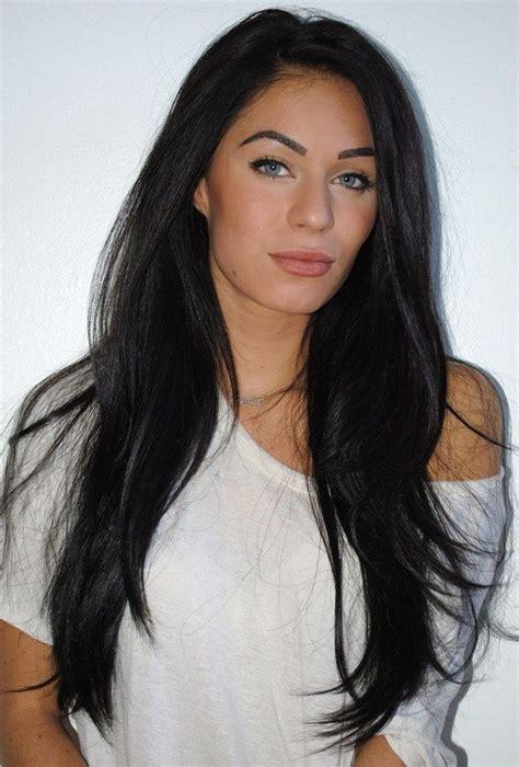 Black Hair 17 best ideas about black hair on medium
