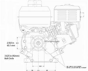 Briggs  U0026 Stratton Engine 130g32