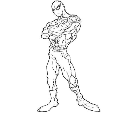 amazing spider man coloring pages coloring home