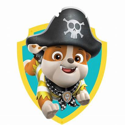 Paw Patrol Pirate Adventure Rubble Characters Character