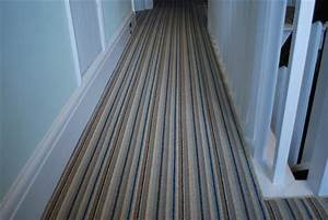 Luxury carpet with stair rods for Luxury stair carpet