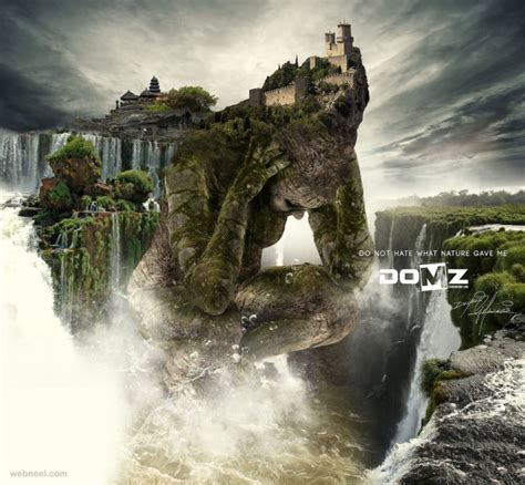 stunning photo manipulation  retouching works