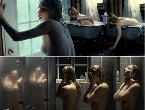 Naked Haley Bennett In The Girl On The Train