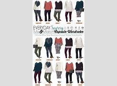 Plus Size Business Casual Capsule Wardrobe for Winter