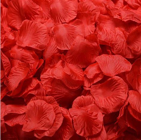 rose petals  wedding colorful artificial flower