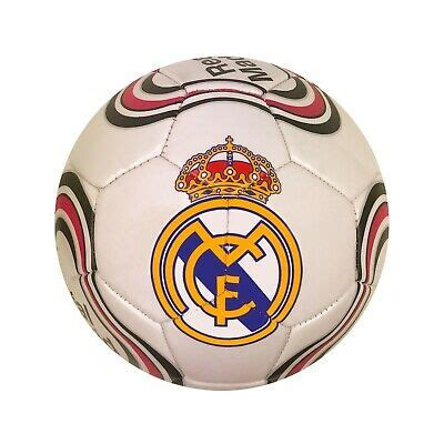 Real Madrid Ball (Size 5) Official Licensed Real M. Soccer ...