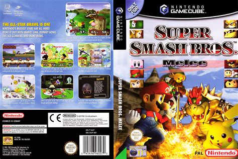 Super Smash Bros Melee Cheat Codes Gamecube