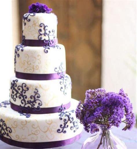 purple wedding cake unique purple wedding cake design idea ipunya