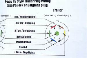Trailer Lights Wiring Diagram 4 Wire