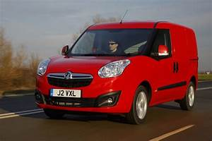 Vauxhall Combo Best Small Trades Van