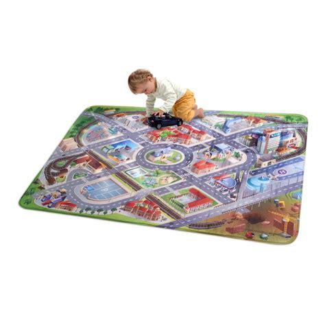 grand tapis de jeux tapis de jeux route ultra soft hok parents bio