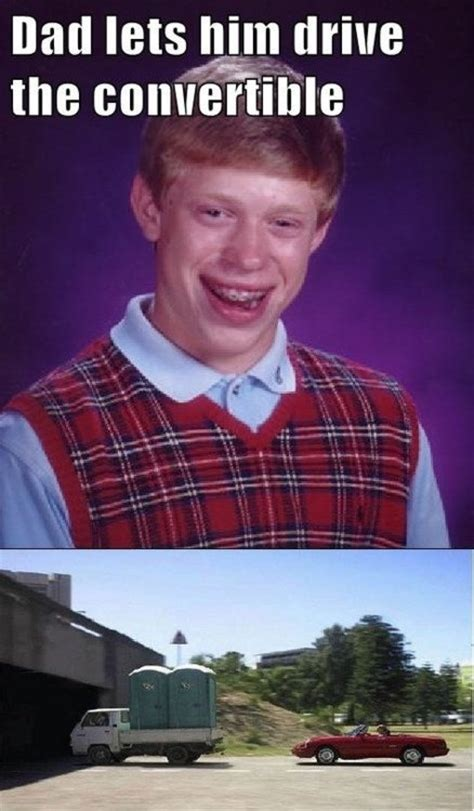 Funny Bad Luck Brian Memes - 88 best bad luck brian meme images on pinterest
