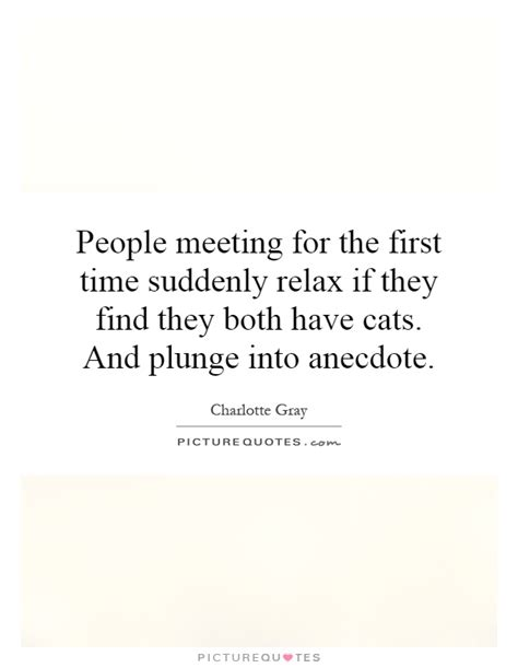First Meeting Someone Quotes