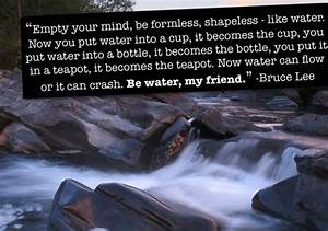 Bruce Lee Quotes Water Wallpaper. QuotesGram