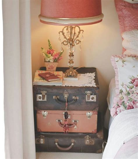 shabby chic suitcase shabby chic bedrooms adults fashionabl ideas for home house decor pinterest vintage