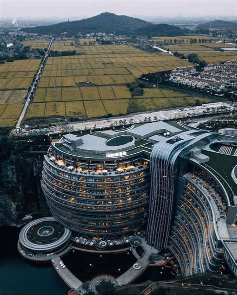 The Songjiang Hotel in #Shanghai #China designed by