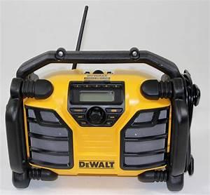 Dewalt Oder Makita : dewalt dcr016 baustellenradio 10 8 18 volt akku netz ~ Orissabook.com Haus und Dekorationen