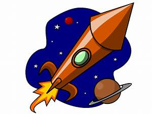 Free cartoon rocket ship clip art free rocket clipart free ...